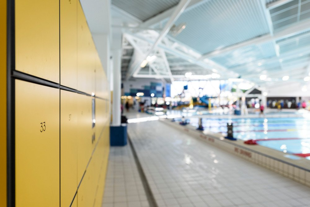 smart locks for pools and water parks