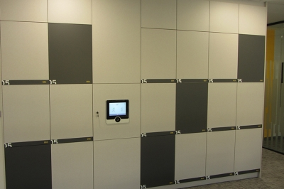 agile, hotdesk lockers