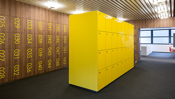 Workplace Lockers For Offices And Employees Workplace