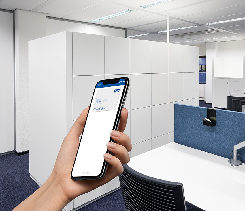 hid-mobile-app-smart-storage-office-lockers