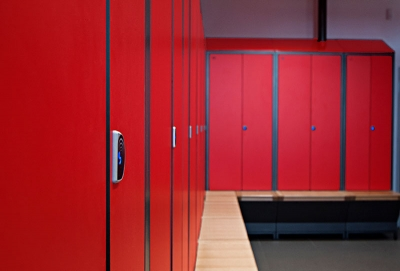 Peri Group lockers reference