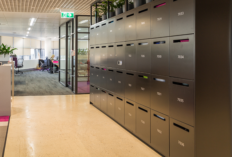 Roads Amp Maritime Services Workplace Lockers